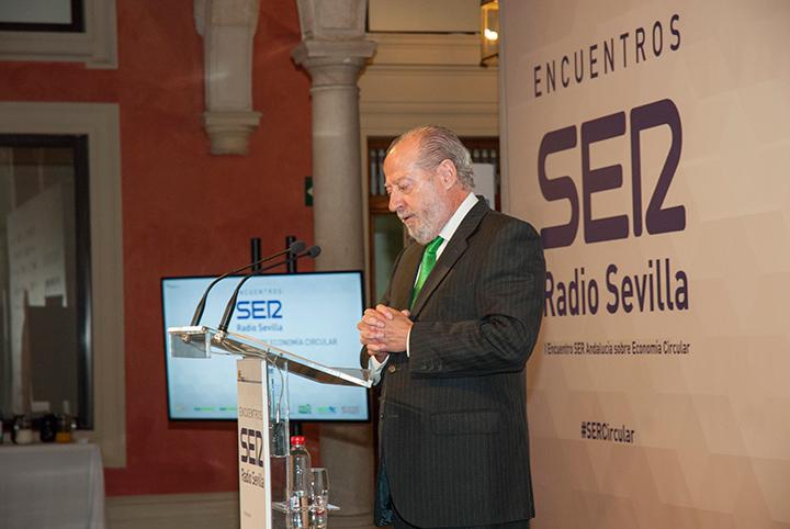I Encuentro SER Economía Circular. Fernando Rodríguez, presidente de la FAMP