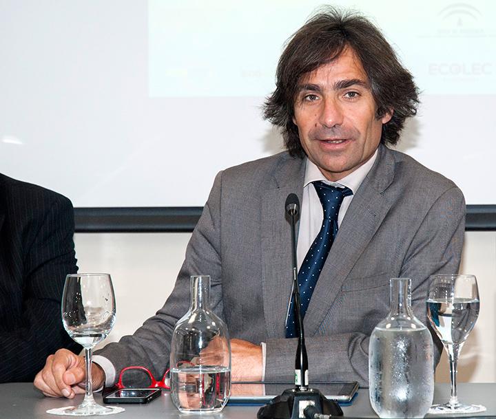 I Encuentro SER Economía Circular. Jornada Técnica. Fernando Martínez, director general de Prevención y Calidad Ambiental