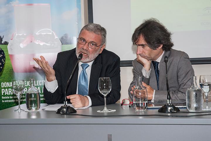 I Encuentro SER Economía Circular. Jornada Técnica. Matias Rodrigues, director general de ERP-España
