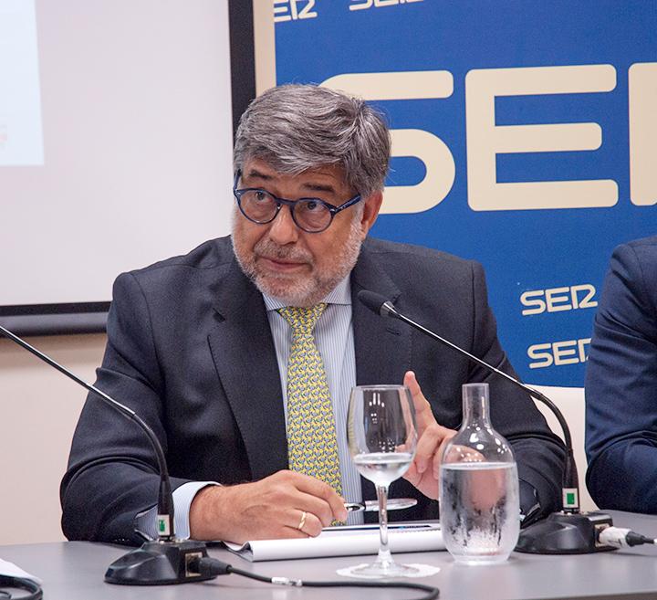 I Encuentro SER Economía Circular. Jornada Técnica. José Pérez, consejero delegado de Recyclia