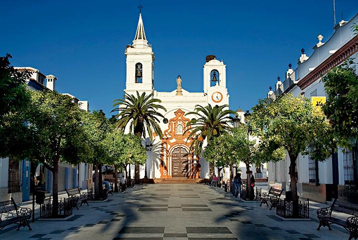 Almonte. Foto del Patronato de Turismo de Huelva.