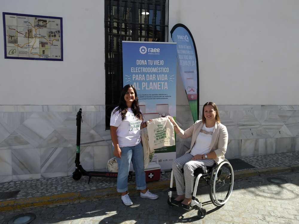 'Dona vida al planeta' en Cortegana (Huelva)