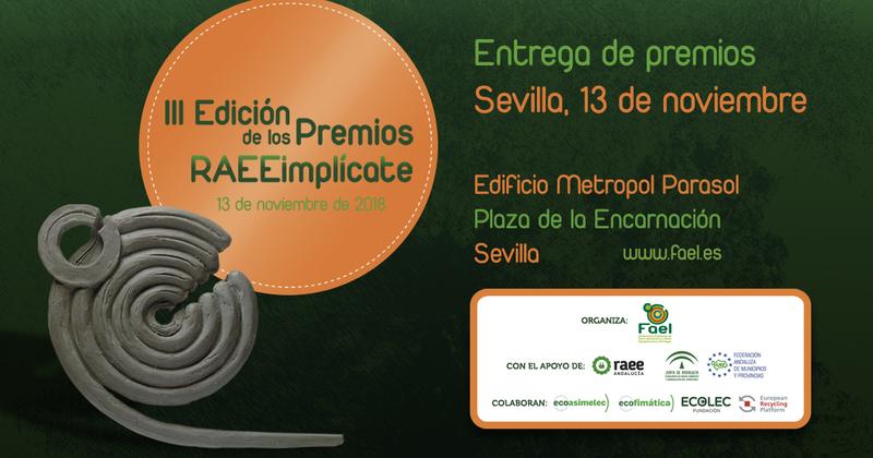 III Edición Premios RAEEImplícate