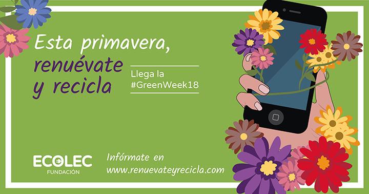 #GreenWeek18