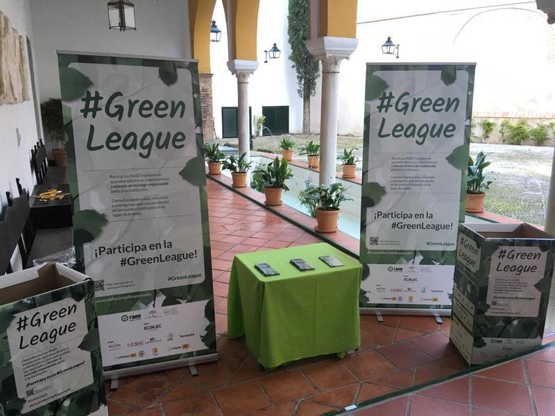 #GreenLeague Ecolec en Emasesa