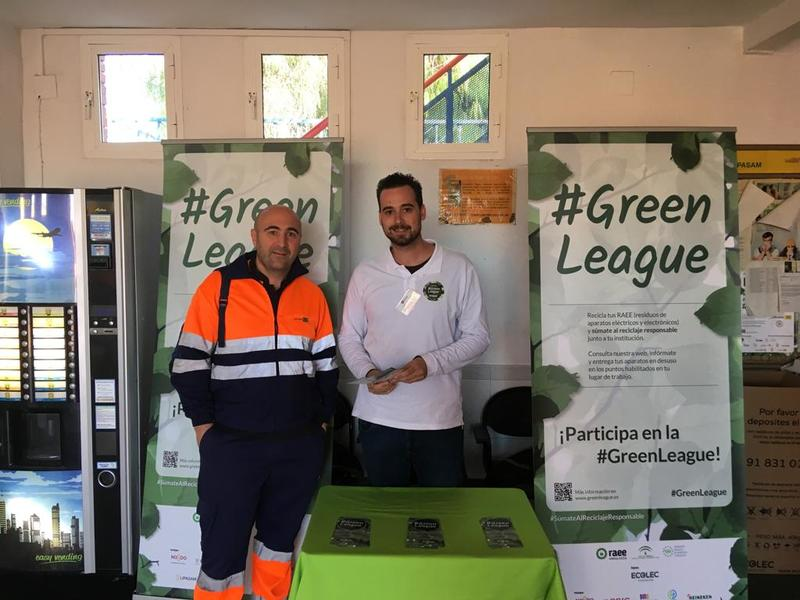 #GreenLeague Ecolec en Lipasam.jpeg
