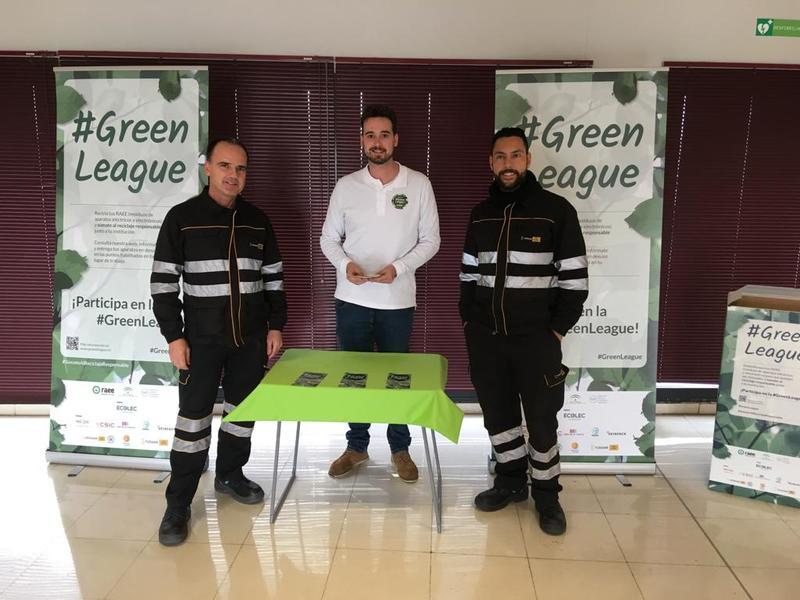 #GreenLeague Ecolec en Tussam .jpeg