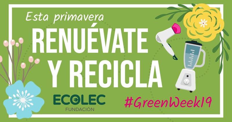 #GreenWeek19 Fundación Ecolec