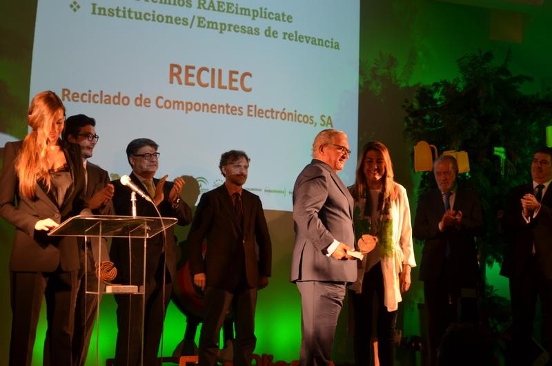 III Edición Premios RAEEimplícate FAEL