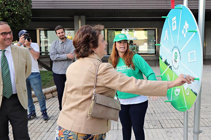 #DonaVidaAlPlaneta Sevilla cierre de campaña