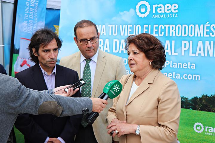#DonaVidaAlPlaneta Sevilla. Carmen Castreño, teniente de alcalde del Ayto. de Sevilla