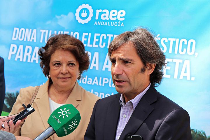 #DonaVidaAlPlaneta Sevilla. Fernando Martínez, director general Prevención y Calidad Ambiental
