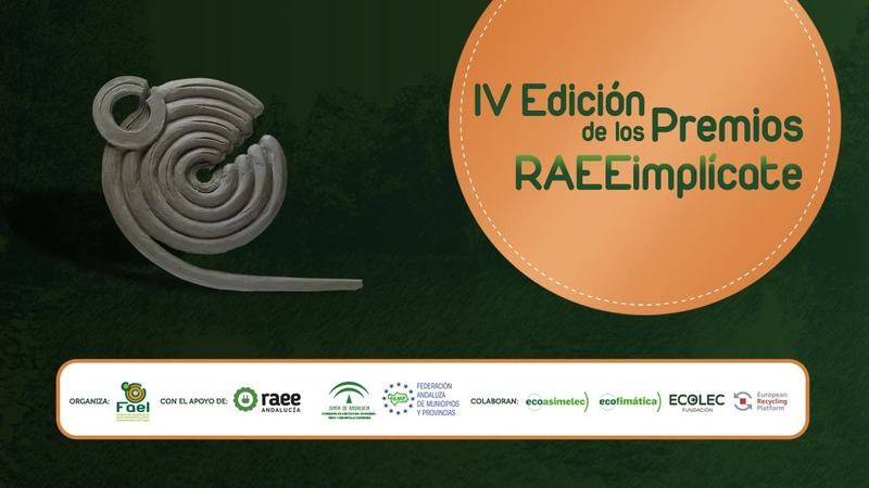 IV Edición Premios RAEEImplícate FAEL