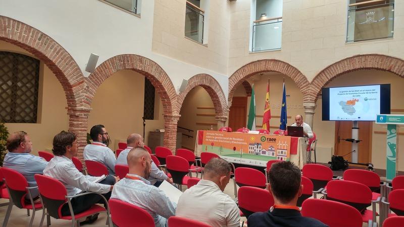 Jornadas Técnicas RAEE Marbella (Málaga)