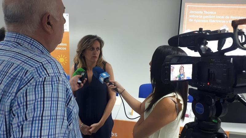 Jornadas Técnicas RAEE Puente Genil (Córdoba)