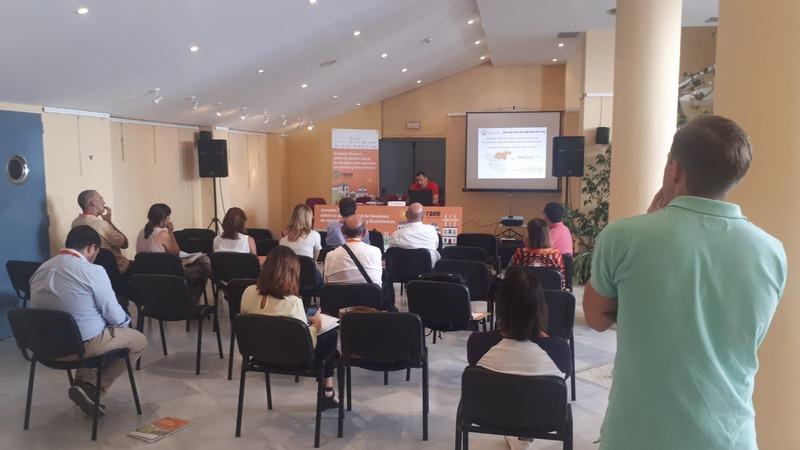 Jornadas Técnicas RAEE Zalamea la Real (Huelva)