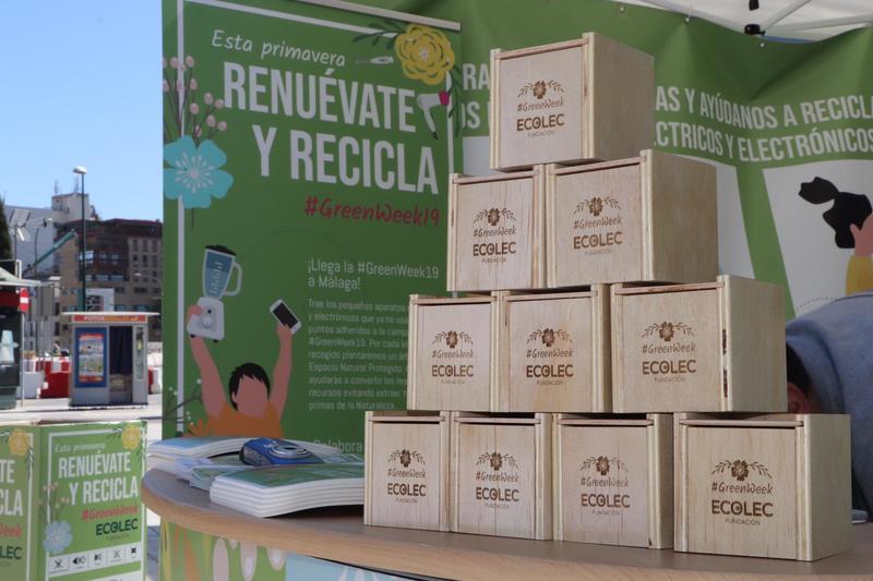 #GreenWeek en Málaga