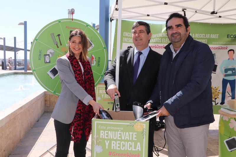 #GreenWeek en Marbella