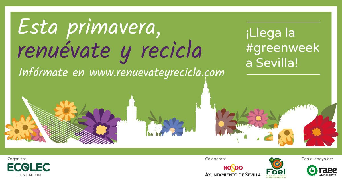 La #GreenWeek en Sevilla