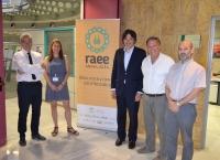 Comisión de seguimiento de RAEE Andalucía.
