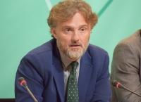 El consejero de Medios Ambiente, José Fiscal, visitó el taller.