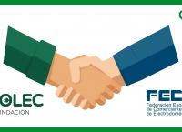 Acuerdo entre Ecolec y FECE.