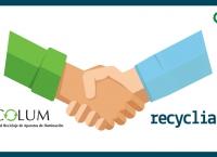 Ecolum se incorpora a Recyclia