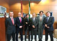 FAEL presenta a la Junta de Andalucía los resultados de su campaña de recogida de RAEE