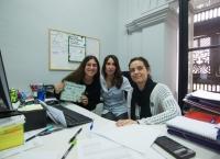 #GreenLeague Ecolec equipo de Casa de la Ciencia.jpg