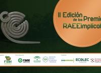 FAEL amplía la presentación de candidaturas de la II Edición Premios RAEEimplícate hasta el 8 de noviembre