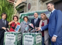 Presentación #GreenLeague Fundación Ecolec