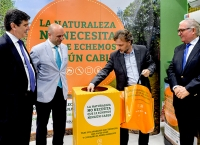 Andalucía recoge 24,2 millones de kilos en residuos de aparatos eléctricos y electrónicos durante 2015