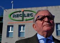 Leonardo Díaz, gerente de Recilec