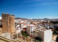 El pueblo de Cabra en Córdoba.